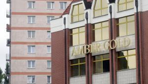 Budynek gdańskiej centrali spółki Amber Gold.