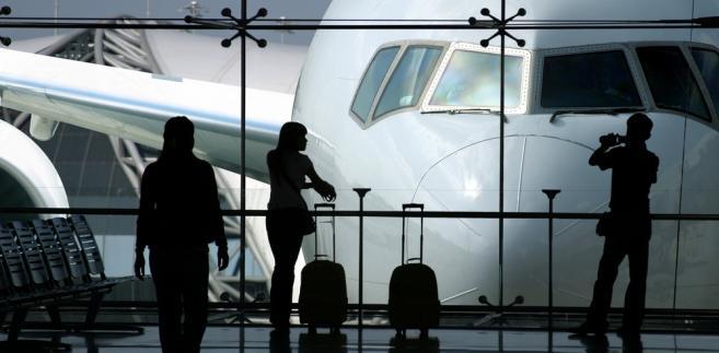 Lotnisko, samolot